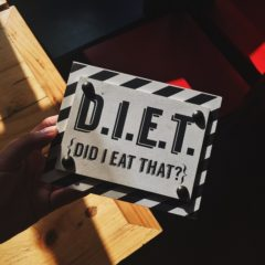You might want to think twice before you jump into the next fad diets to lose those 5 pounds. Risky and short lived, go for results that last instead!
